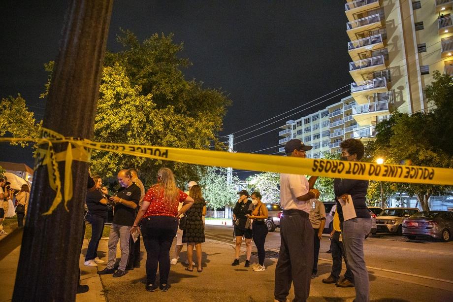 Florida'da Çöken Binada Can Kaybı 22'ye Yükseldi