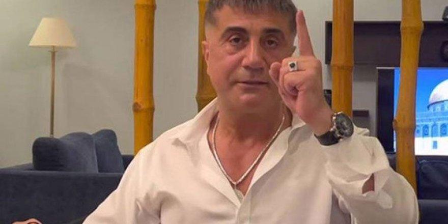 Sedat Peker'in paylaşımını yapan gence gözaltı