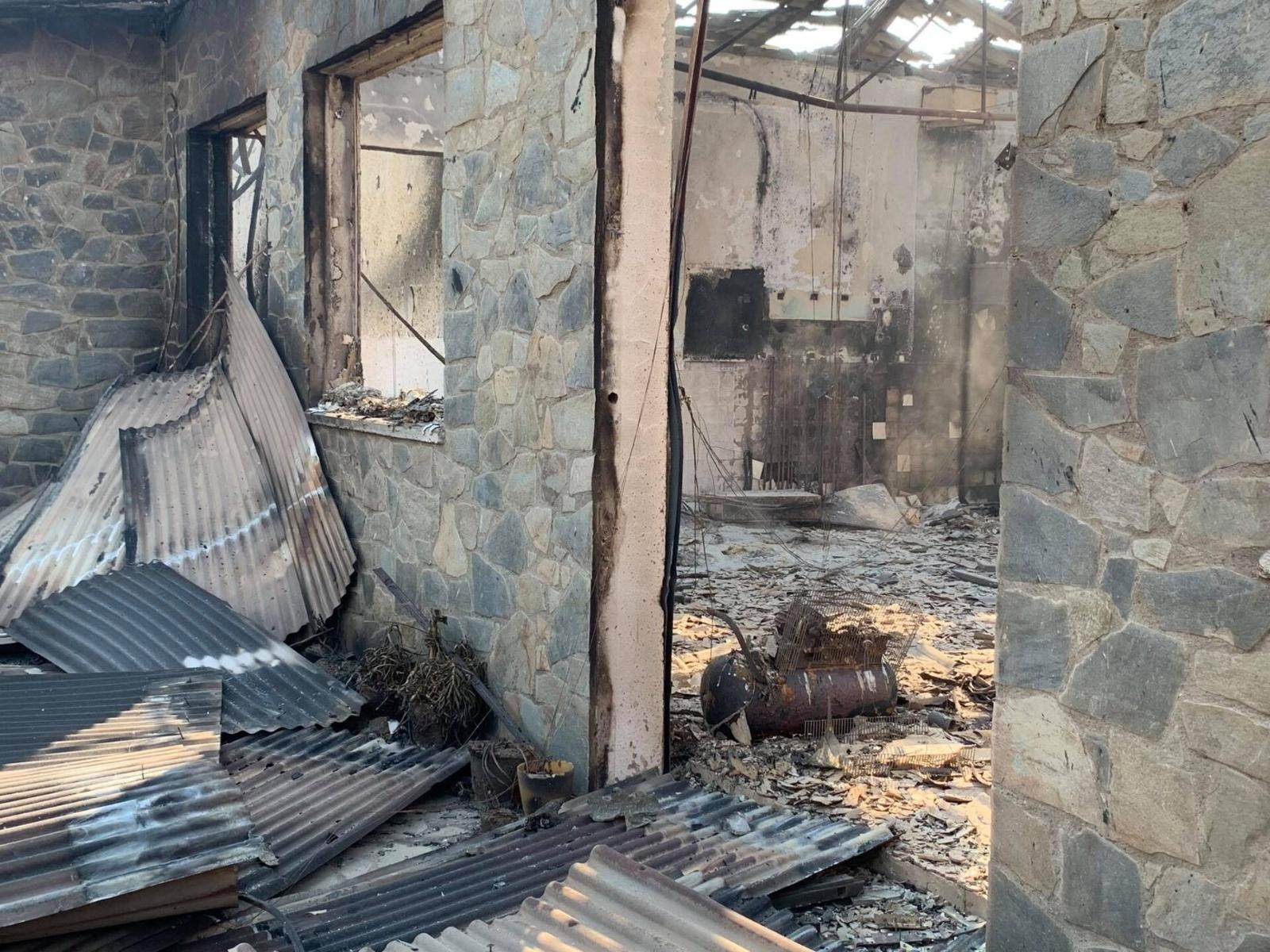 Güney Kıbrıs'taki Orman Yangınında Ölü Sayısı 4'e Yükseldi