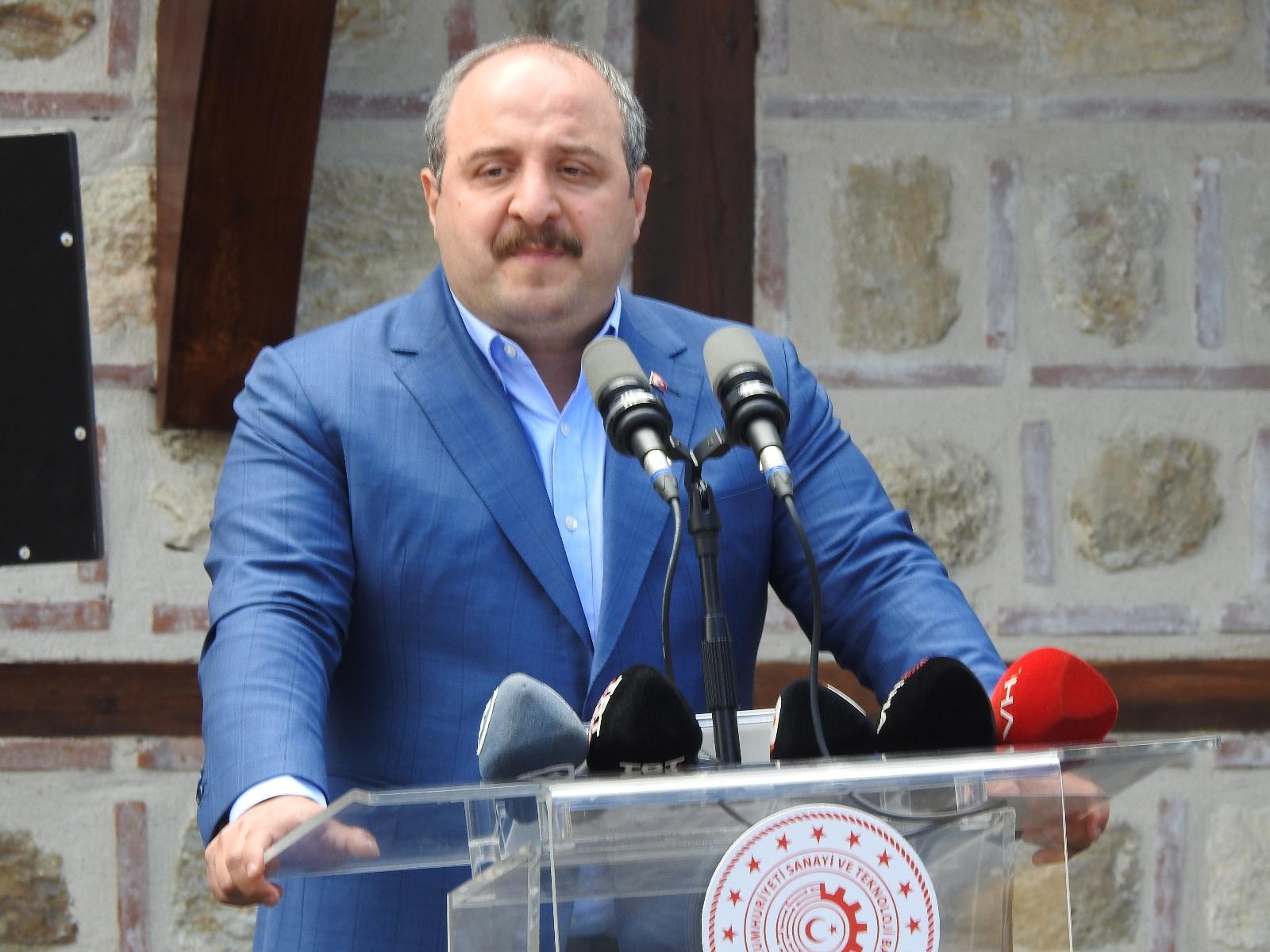 """Bakan Varank: """"Türkiye Ekonomisi İlk Çeyrekte Yüzde 7 Büyüdü"""""""