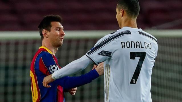 Cristiano Ronaldo, Lionel Messi transferine onay verdi