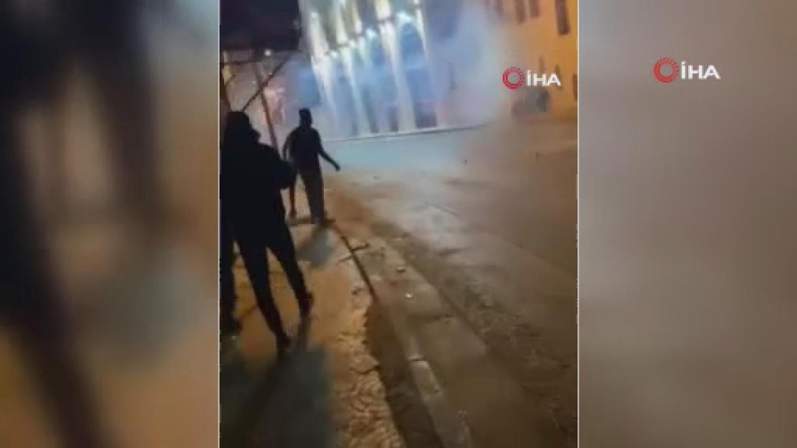 Yahudi Yerleşimcilerden Batı Şeria'daki Hz. Yunus Camii'ne Baskın: 7 Yaralı