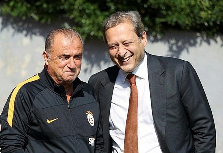 Galatasaray'dan 2 Kap Açıklaması