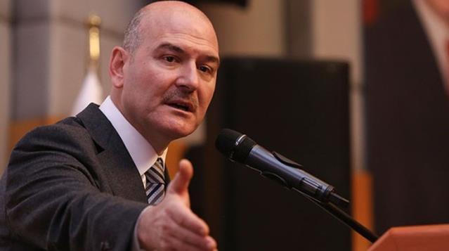 AK Parti'den Süleyman Soylu'nun istifa ettiği iddiasına ilk tepki