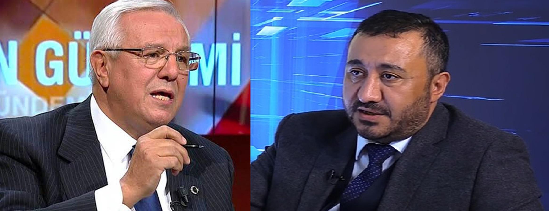 Halk TV'de Erdoğan aday olmayacak tartışması