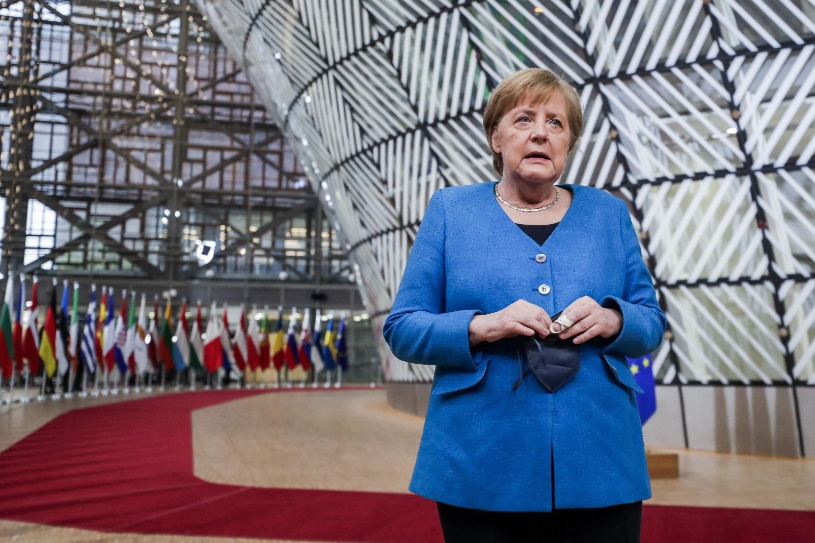 """Merkel: """"Balkanlar'ın Barışı Ve İstikrarı AB'nin Menfaatinedir"""""""
