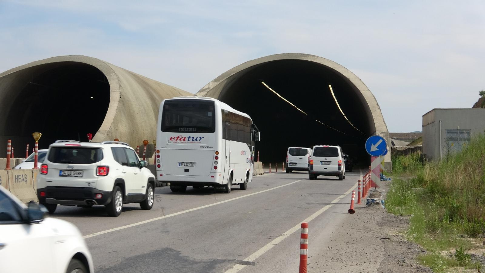 """İstanbul Sabiha Gökçen Havalimanı'ndaki """"Dağsız Tünel"""" Olay Olmuştu, Son Hali Görüntülendi"""