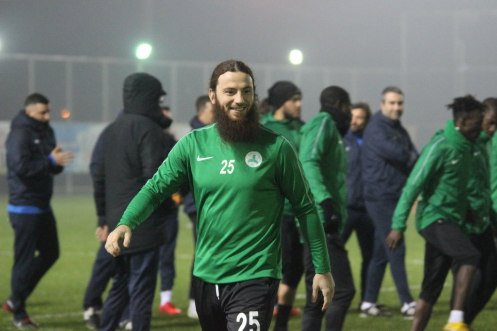 Aykut Demir yeniden BB Erzurumspor'da