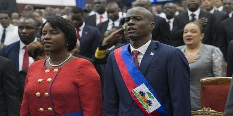Haiti Devlet Başkanı evinde uğradığı silahlı saldırı sonucu hayatını kaybetti