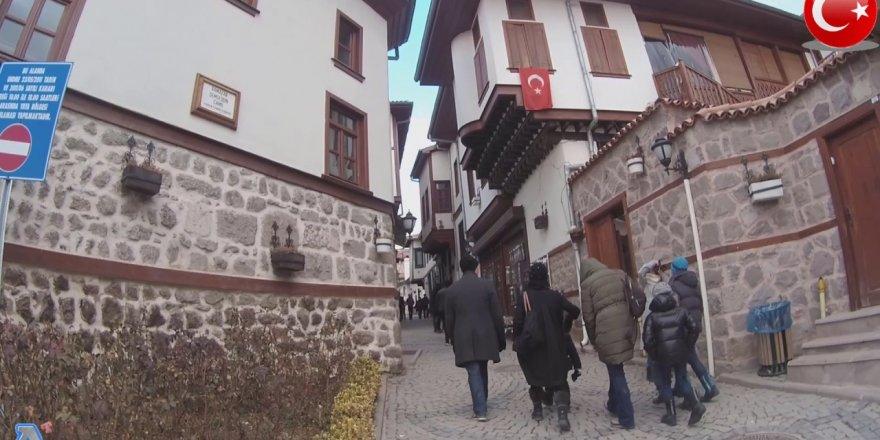 Ankara Kalesi için 'Kalede Sanat' çağrısı