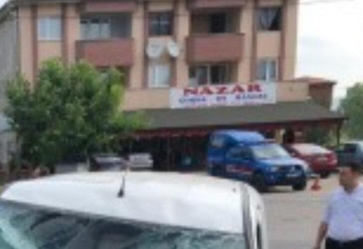 """""""Çorbada kıl çıktı"""" sonrasında silahlı saldırı"""