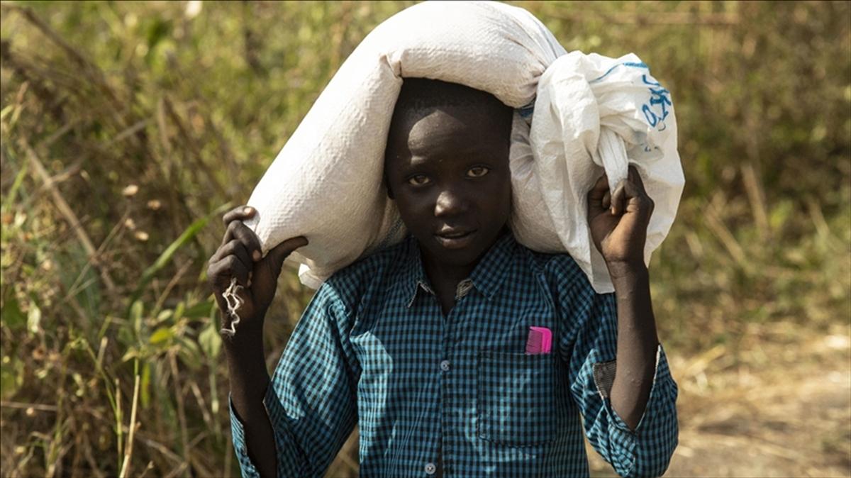 5,5 Milyon Kişi Açlıkla Karşı Karşıya