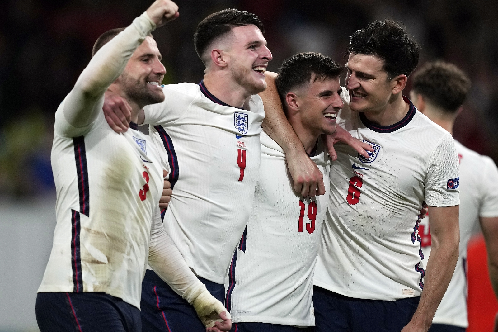 İngiltere Finalde!
