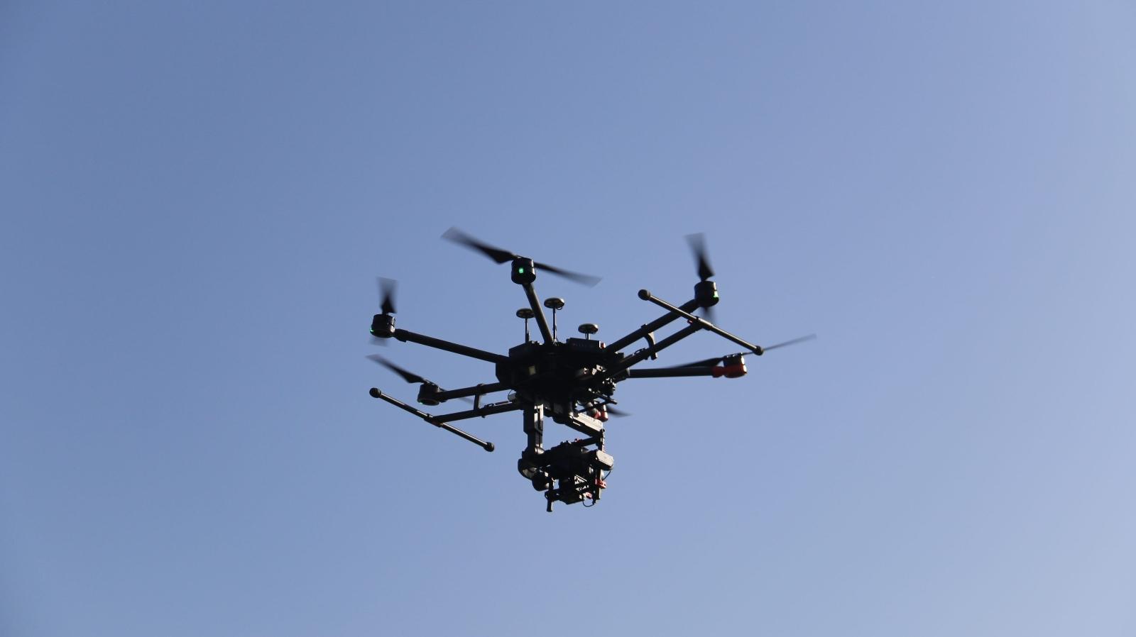 Türkiye'nin Drone Haritası