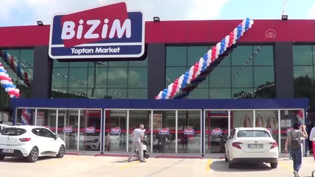 Bizim Toptan'ın Yeni Şubesi Biga'da Açıldı