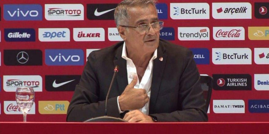 """Şenol Güneş: """"Dünya Kupası'na Katılacağımıza Yürekten İnanıyorum"""""""
