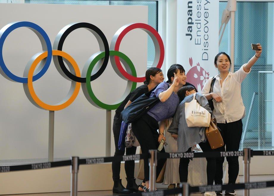 Olimpiyatların Tokyo'daki Ayağı Seyircisiz Olacak