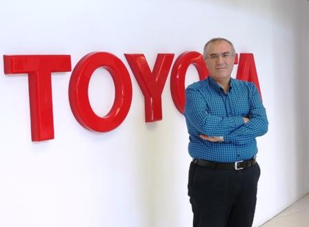 Toyota Türkiye'de Satış Ve Pazarlama Bölümlerinde Görev Değişikliği