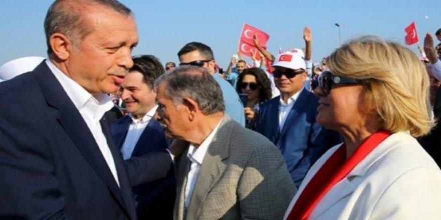 Erdoğan'dan Çiller'e ağır gönderme