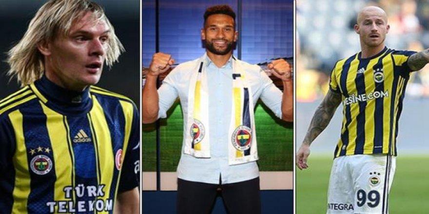 Fenerbahçe'nin yeni transferi Caulker'dan dikkat çeken sözler!