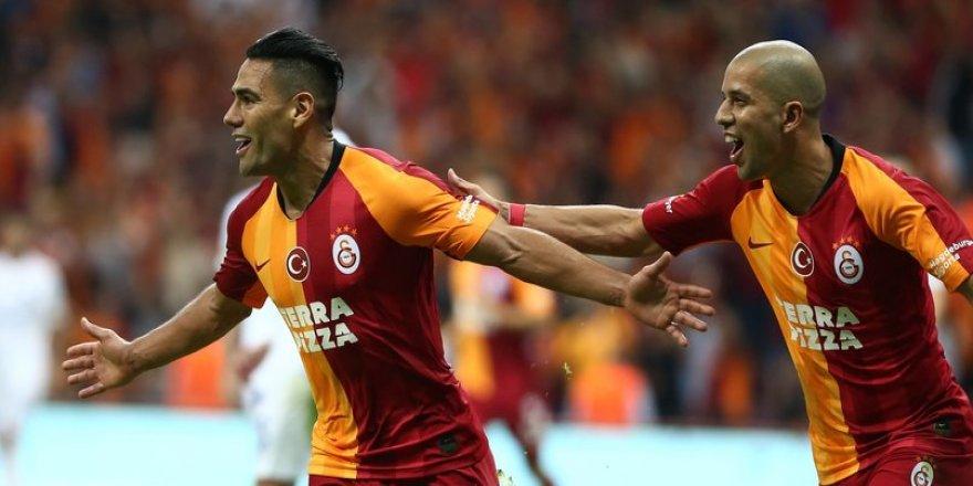 Galatasaray'da flaş Falcao ve Feghouli için yeni gelişme
