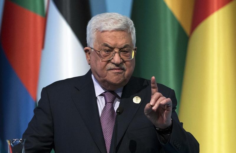 Filistin Devlet Başkanı Abbas, Türkiye'ye Geliyor