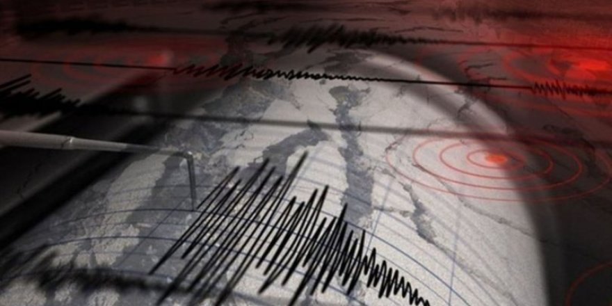 Denizli'de 5,5'lik deprem