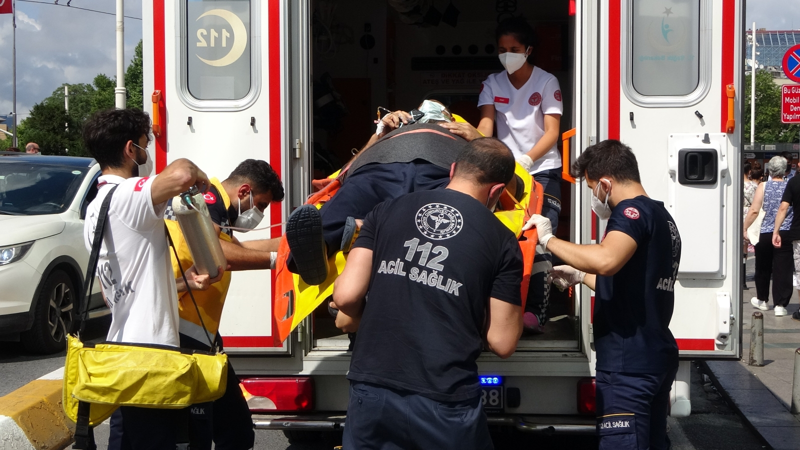 Covid-19 Hastası Kuveytli Turist Konakladığı Oteli Alarma Geçirdi