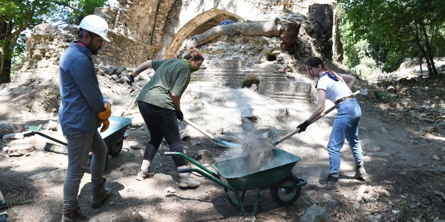 Kurşunlu Manastırı Kuşadası'nda İnanç Turizminin Yeni Adresi olacak