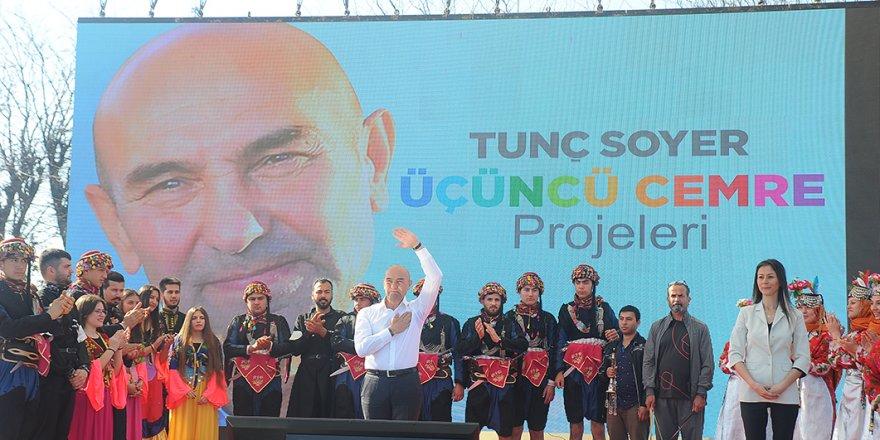"""TUNÇ SOYER: """"İzmir devletimizin bütçesine aldığının üç katı katkı koyuyor"""""""