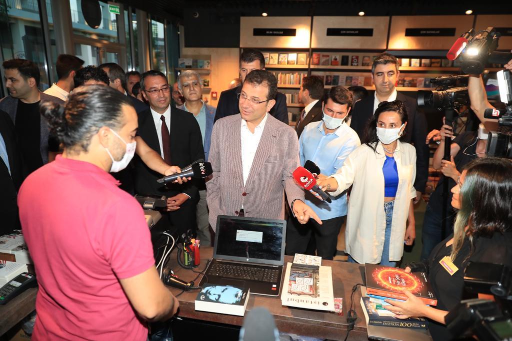 İstanbul'un yeni sembol adayı Müze Gazhane açıldı
