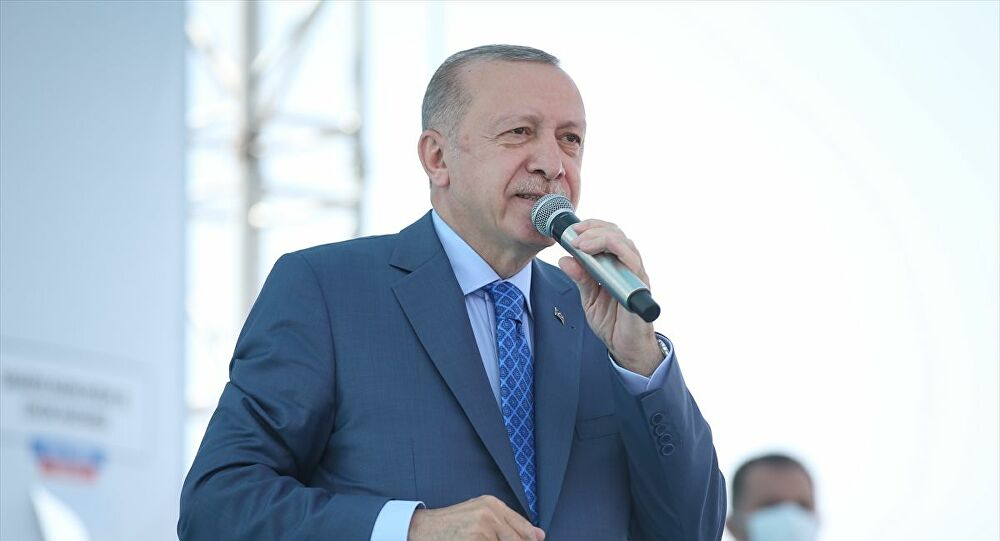 Erdoğan'dan Çözüm Sürecine Yönelik Açıklama