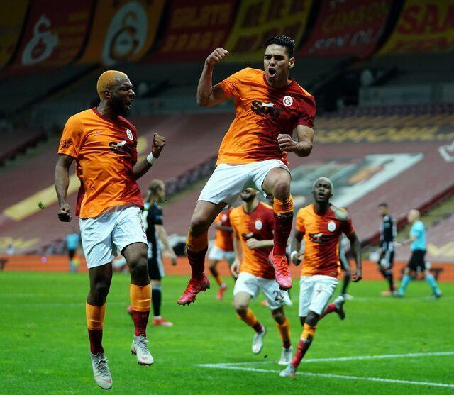 Falcao'dan Galatasaray'a ayrılık şartı