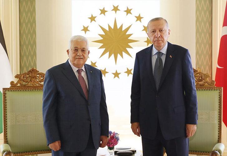 Cumhurbaşkanı Erdoğan'dan Filistin Mesajı