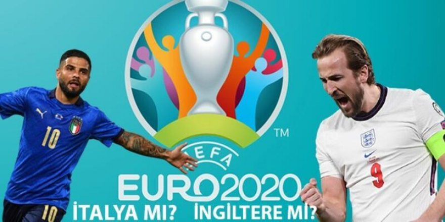 Futbol evine mi dönüyor! İtalya - İngiltere maçı için kumandayı kaptırmayın!