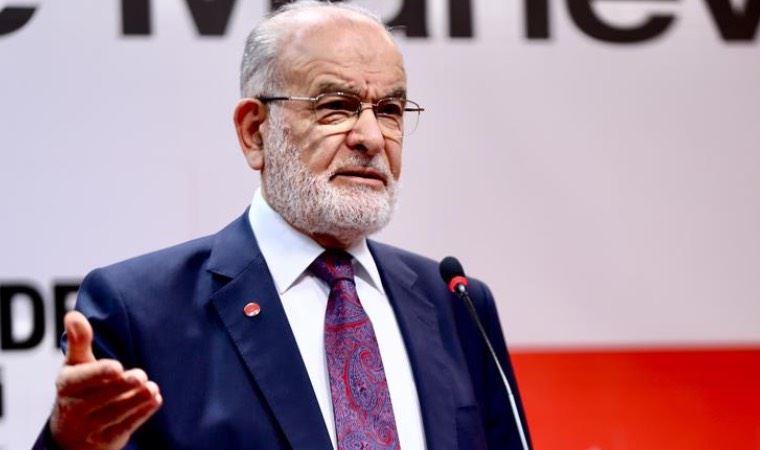 Temel Karamollaoğlu erken seçimi işaret etti