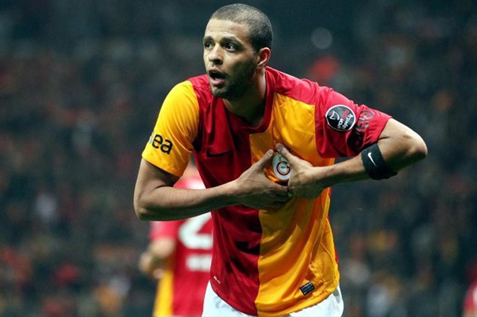 Galatasaray'da Felipe Melo sesleri!