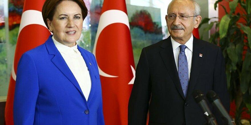 Kılıçdaroğlu ve Akşener'den Başpehlivan Gürbüz'e tebrik mesajı