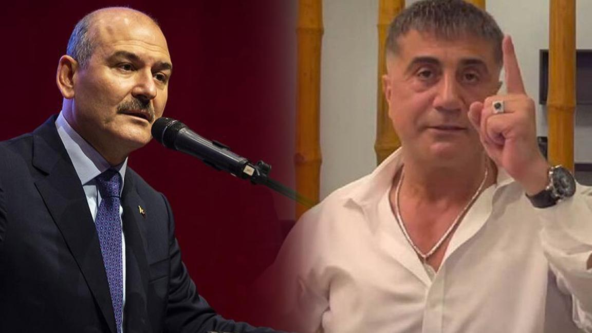Sedat Peker'den Süleyman Soylu İle İlgili Yeni Paylaşımlar