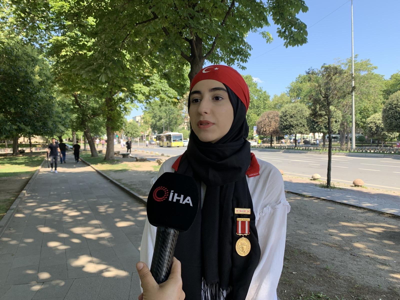 15 Temmuz'un En Genç Gazisi O Geceyi Anlattı