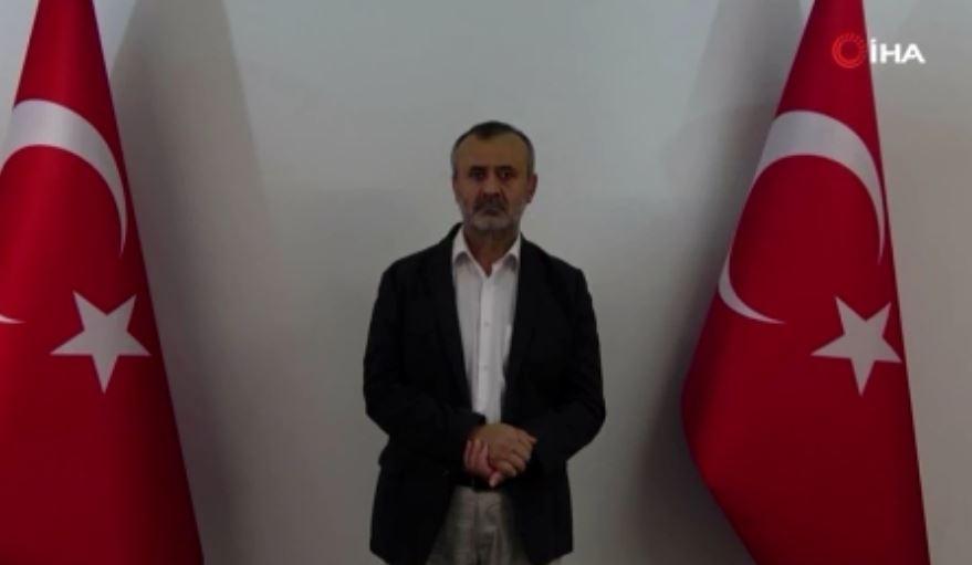 FETÖ'nün Orta Asya sorumlusu Orhan İnandı tutuklandı