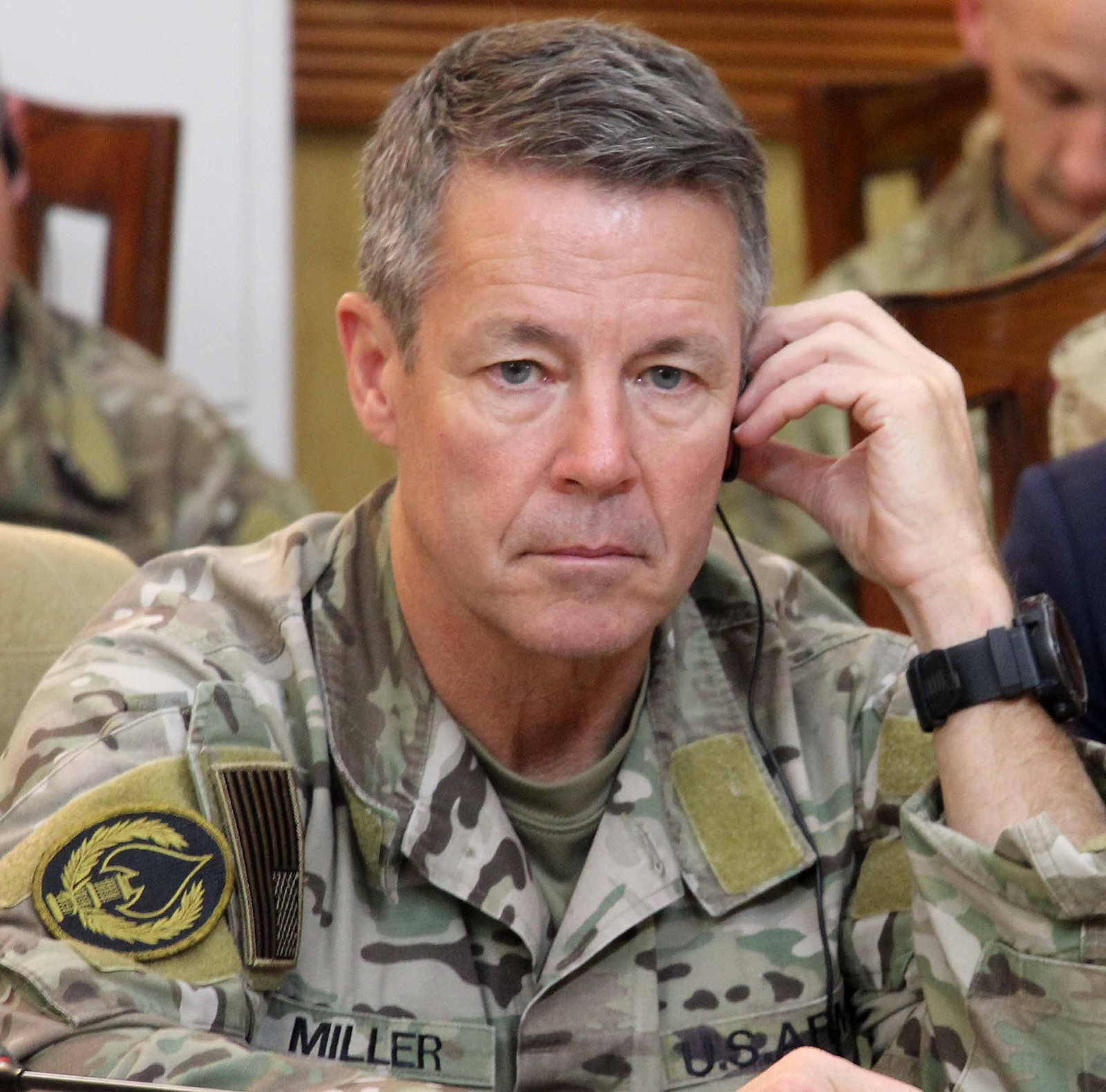 ABD'li General Miller, Afganistan'daki Komutanlık Görevini Bıraktı