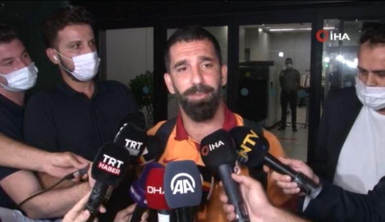 """Arda Turan: """"İnsan Haklarına Aykırı Tavırla Karşılaştık"""""""