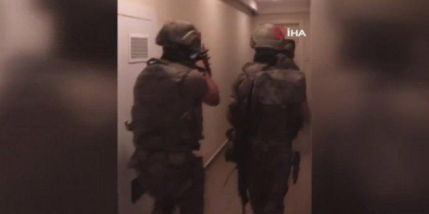 İstanbul'da uyuşturucu operasyonu: 22 şüpheli yakalandı