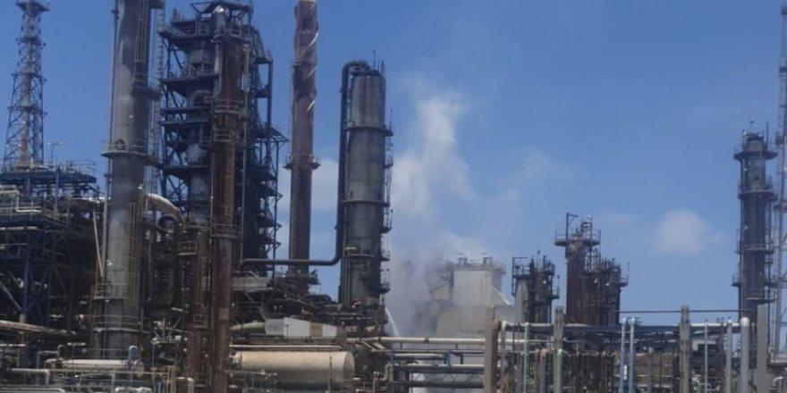 İsrail'de petrol rafinerisinde patlama