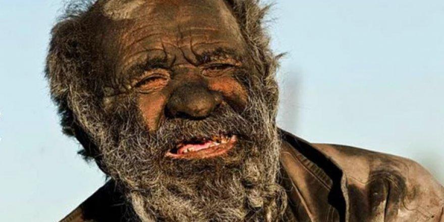 65 yıldır yıkanmayan adamın şaşırtan hayatı!