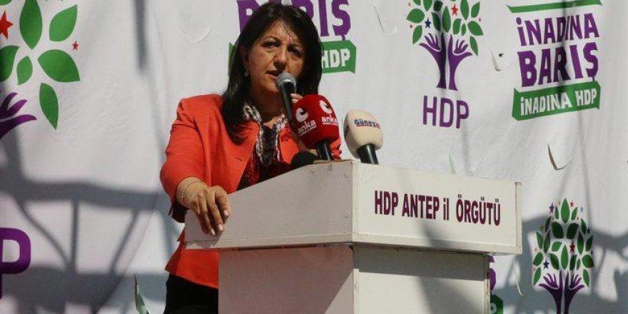 """Pervin Buldan'dan """"ittifak"""" açıklaması"""