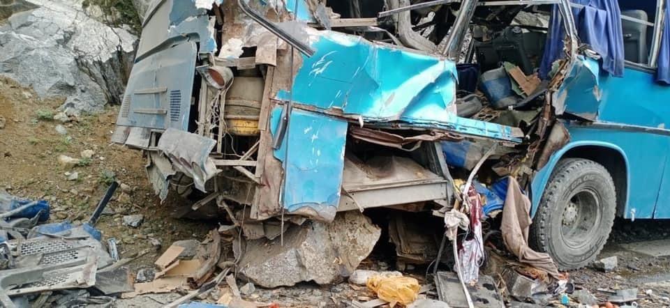 Pakistan'da Otobüste Patlama: 10 Ölü, 39 Yaralı