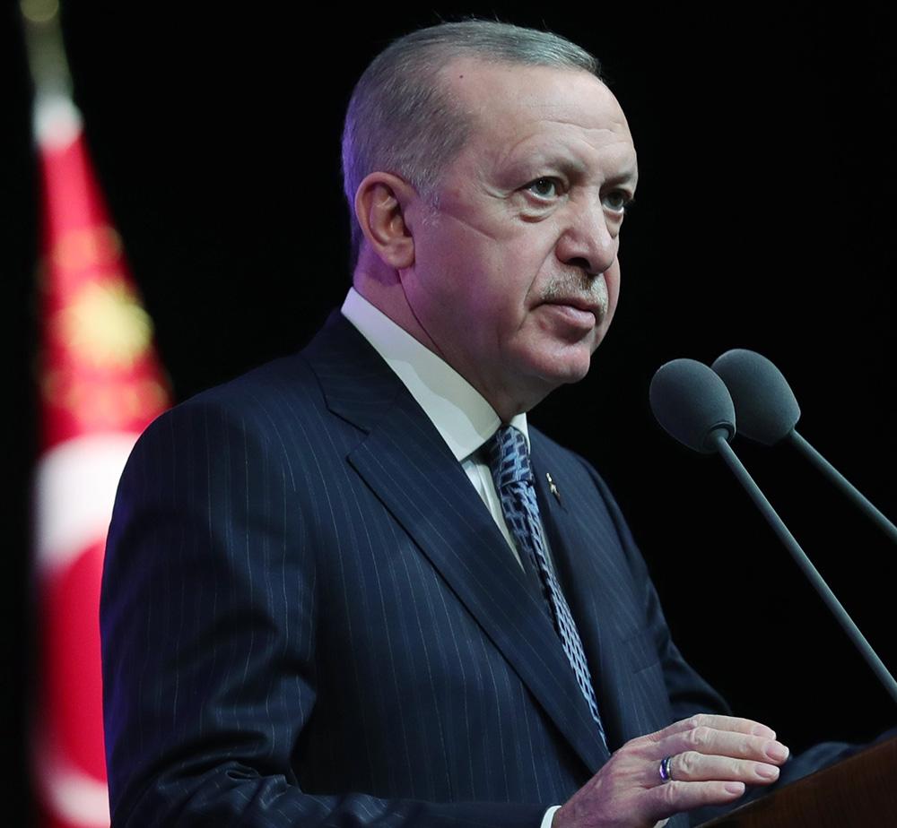 """Cumhurbaşkanı Erdoğan: """"Muhalefet Ettikleri Hangi Hizmet Varsa En Önce Kendileri Kullandı"""""""