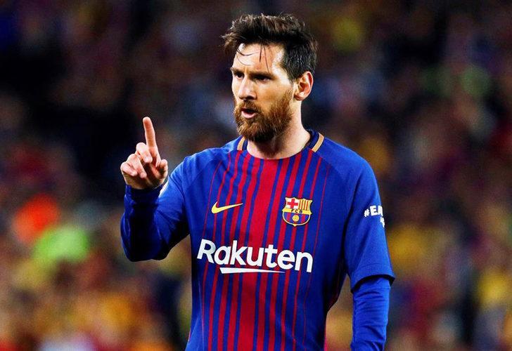 Lionel Messi'nin takımı belli oldu